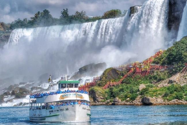Fantasías del Niagara 2020/21 Desayuno Americano (desde Mayo)