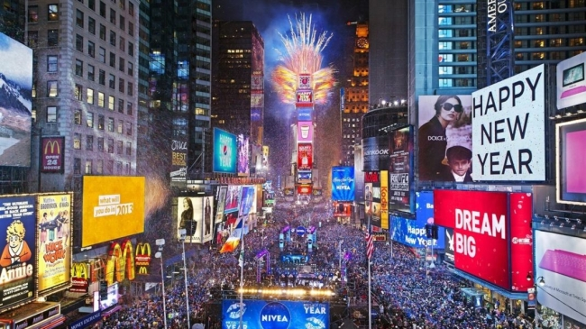New Year's in New York 2019